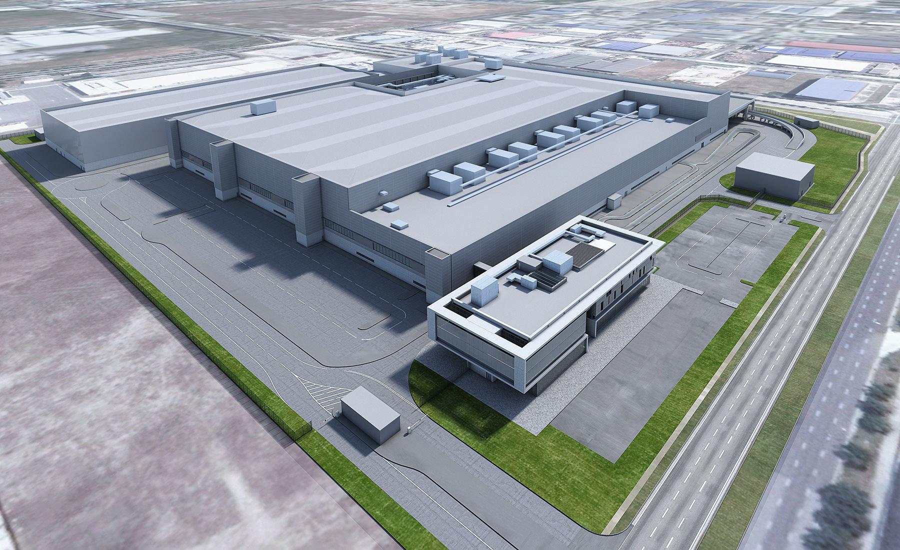 Dysons nye elbilfabrik